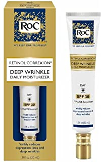 RoC Retinol Correxion Deep Wrinkle Night Cream 1 oz (Pack of 2) Image Skincare Ormedic Balance Lip Balm Conditioner