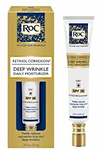 RoC Deep Wrinkle Daily Moisturizer SPF30, 1 Oz