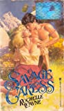 Savage Caress, Rochelle Wayne, 0821732544