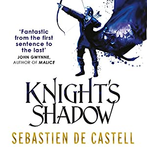 Knight's Shadow Audiobook