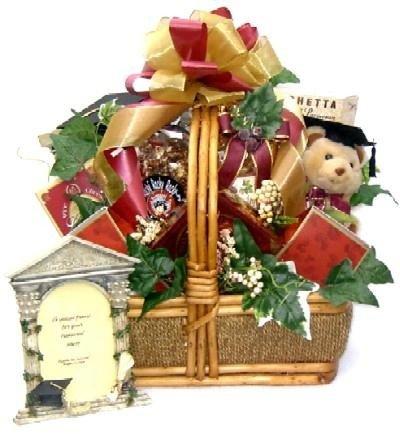 Gift Basket Village Congrats Graduation Gift Basket, Medium