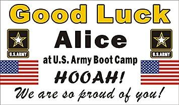 Amazon.com: Alice Graphics – Cartel personalizado de fiesta ...