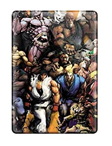 Best 6780721K28989577 Excellent Design Street Fighter Case Cover For Ipad Air