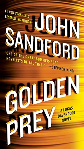 Book cover from Golden Prey (A Prey Novel) by John Sandford
