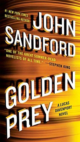 golden prey john sandford buyer's guide