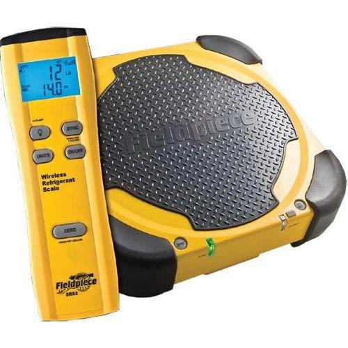 Fieldpiece SRS3 Wireless Scale with Remote by Fieldpiece