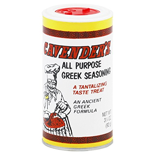 Cavender's All Purpose Greek Seasoning-3 (THREE) 3.25 oz Containers ()
