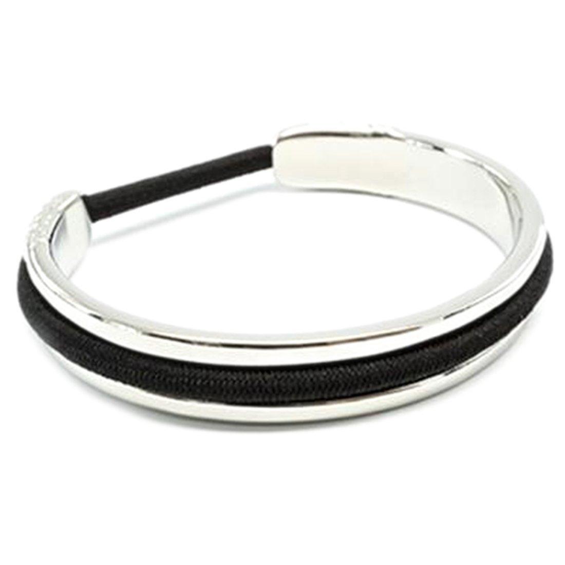 Amazon.com  Free Ship Deal Hair Elastic Holder Bangle Bracelet ... 9e4012ca78b