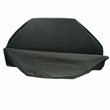Trademark Nylon Poker Table Carrying Bag For Folding Table Top, Black