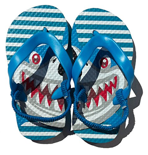 Toddler Beach Shark Print medium