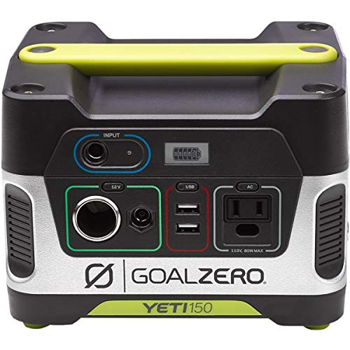 Goal Zero Yeti 150 + Nomad 14 Plus One Color, One Size