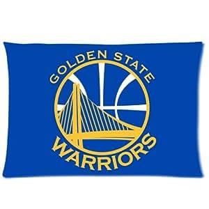 """Custom Golden State Warriors Pillowcase 20""""x30"""
