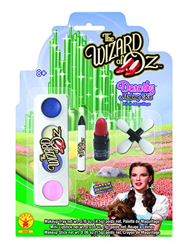 Rubies Wizard of Oz 75th Anniversary Dorothy Gale Make-Up Kit