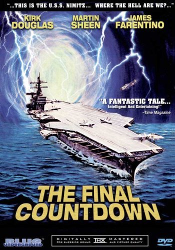 The Final Countdown POSTER Movie (27 x 40 Inches - 69cm x 102cm) (1980) (Style C)