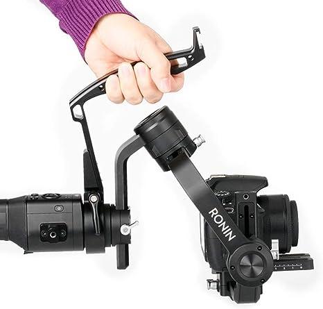 Ruolin Soporte para cámara – Mango para cámara réflex – Accesorios ...