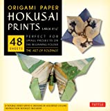 Origami Paper Hokusai Prints Large 8 1/4, , 0804844534