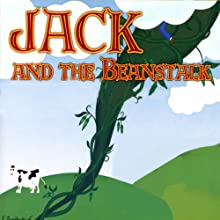 Jack and the Beanstalk  Audiobook by Joseph Jacobs Narrated by Blair Mellow