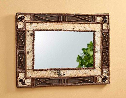 - Birch & Twig Mirror
