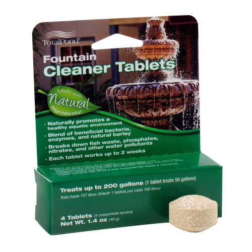 TotalPond Fountain Cleaner Tablets -