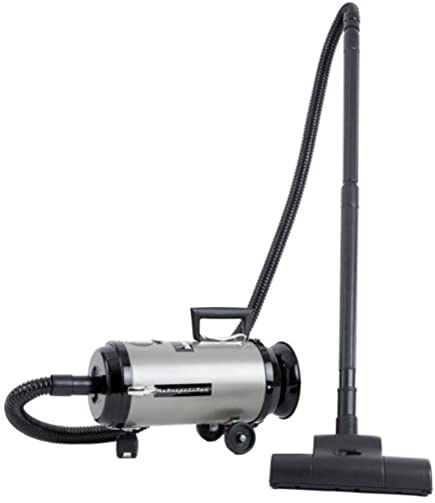 MetroVac 113-578017 Model OV4SNBF-200CVC Professional Evolution Variable Speed Compact Canister Vacuum