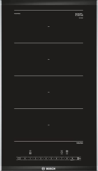 Bosch serie 6 - Placa domino flex inducción 30cm pxx375fb1e
