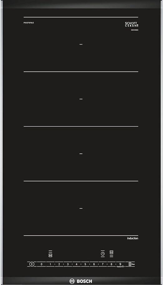 Bosch PXX375FB1E hobs Integrado Con - Placa (Integrado, Con placa ...