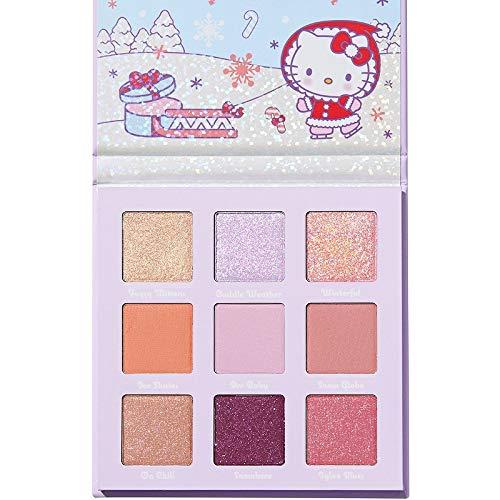 ColourPop x Hello Kitty Snow Much Fun Eyeshadow Palette! Full Size New in Box :)