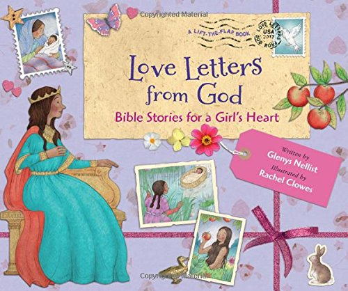 Love Letters from God; Bible Stories for a Girls Heart