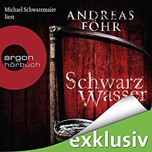 Schwarzwasser (Kommissar Wallner 7) Audiobook