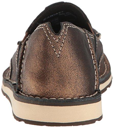 Ariat Damen Cruiser Slip-On Schuh Metallisch / Bronze