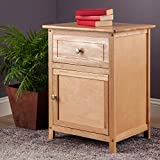 Winsome Eugene Accent Table, Natural