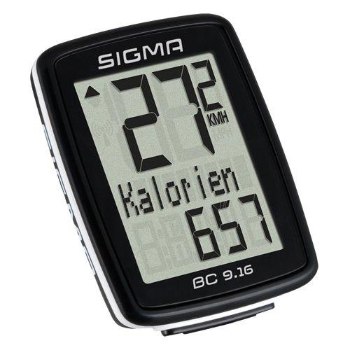 17 opinioni per Sigma BC 906 Bike Computer