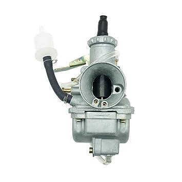 AnXin Carburateur 26 mm pour Moto Suzuki GN125 1994-2001 GS125 EN125 GN125E