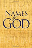 img - for Names Of God Book book / textbook / text book