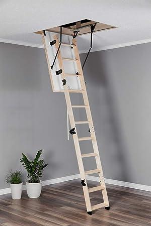 Bodentreppe 120x60 Speichertreppe Dachbodentreppe NEU BESTE PREIS U=1,22