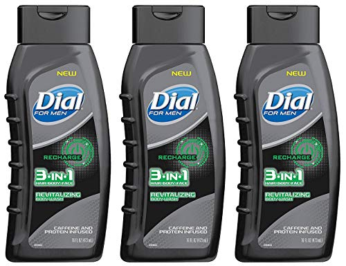 dial 3 in one body wash - 2
