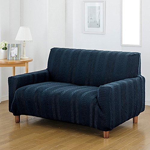 Waterproof Stretch couch covers,Elastic Sofa slipcover Full-cover Antiskid sofa towel cover For living room-B Chair by AMYDREAM