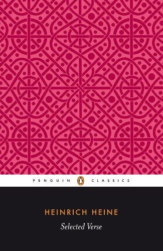 Heine: Selected Verse (Poets) (Volcano Oxford)