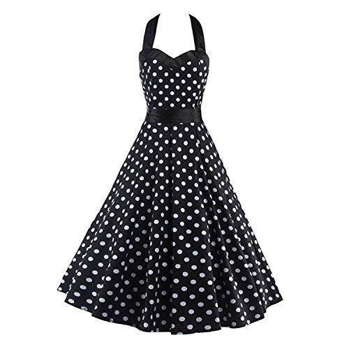 50s swing dress ebay - 8