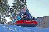 "Bradley Multi-Rider Snow Tube with 60"" Heavy Duty"
