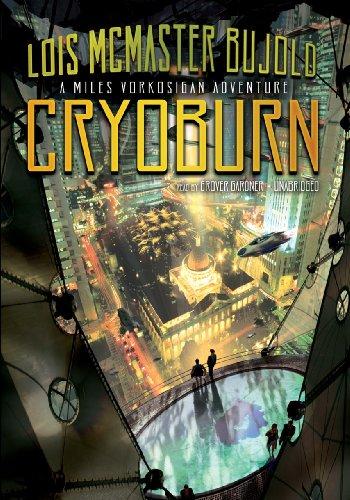 Cryoburn (A Miles Vorkosigan Adventure) (Library Edition) - Lois McMaster Bujold