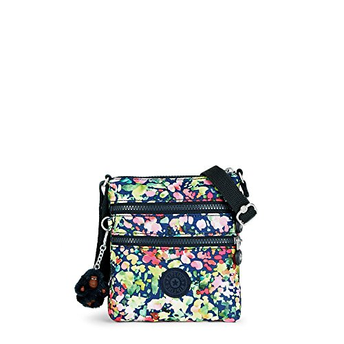 Kipling Women's Alvar Xs Printed Mini Bag One Size Sweet Bouquet