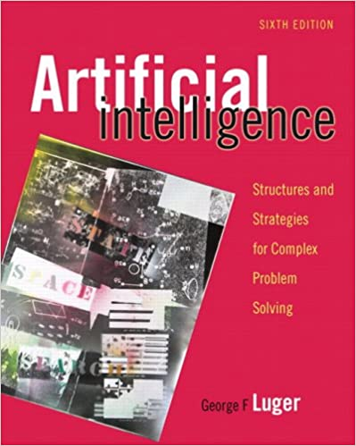 ARTIFICIAL INTELLIGENCE BY LUGER PDF DOWNLOAD