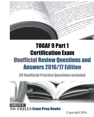 togaf 9 1 - 4