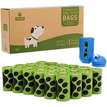 Amazon.com: Paquete de 16 bolsas biodegradables para ...