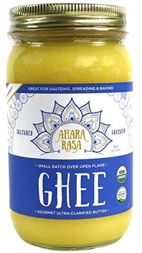ahara-rasa-grass-fed-cultured-organic-ghee-16-fl-oz-jar
