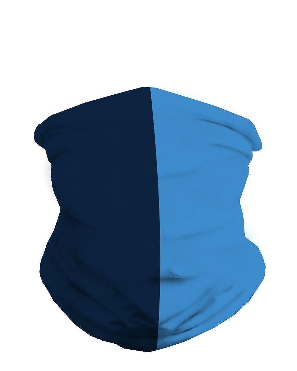 INTO THE AM Seamless Sports Fan Masks - Football, Basketball Team Colors Bandanas AM7566-32-OS