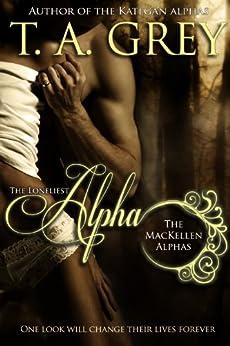 Loneliest Alpha Book MacKellen Alphas ebook product image