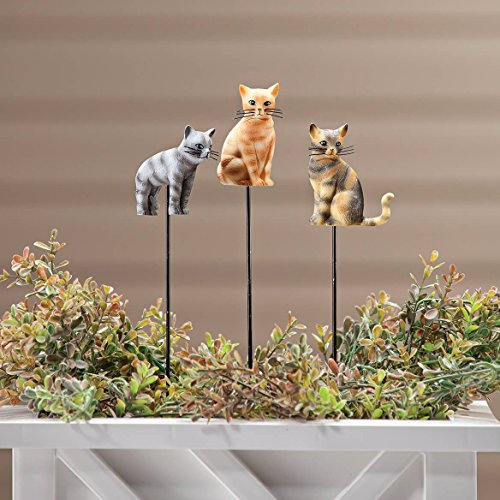resin-cat-planter-stakes-set-of-3-by-maple-lane-creationstm