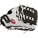 Rawlings RLA125FS-0/3 Liberty Advanced Softball Glove Series, White